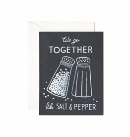 Rifle Paper Salt and Pepper Card
