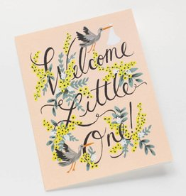 Rifle Paper Rifle - Welcome Little One