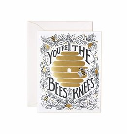 Rifle Paper Bees Knees Card