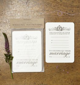 Katie Leamon Royal Wedding Invitations