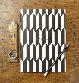 Katie Leamon Chevron Notebook
