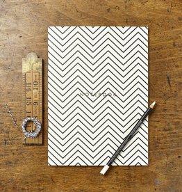 Katie Leamon Zig Zag Notebook