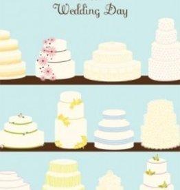 Snow & Graham Wedding Cakes