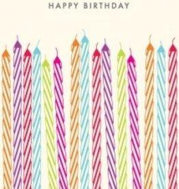 Snow & Graham Birthday Candles