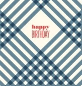 Snow & Graham Birthday Gingham