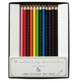 Karen Adams Coloring Pencils