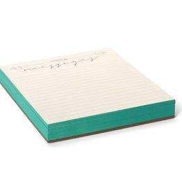 Karen Adams Messages Notepad