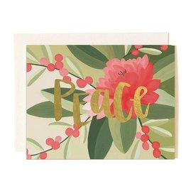1Canoe2 Peace Floral
