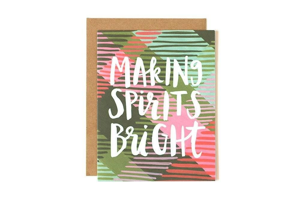 1Canoe2 Making Spirits Bright