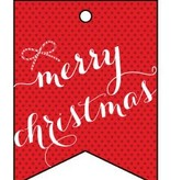 Ann Page Merry Christmas Gift Tags