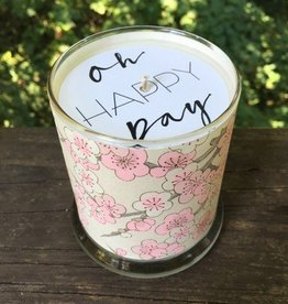 Paper & Posies Rosemary Candle