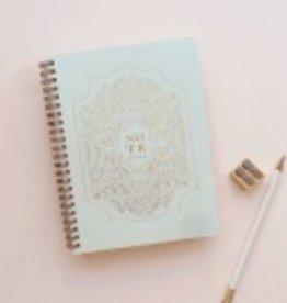Smitten on Paper Marie Antoinette Notebook