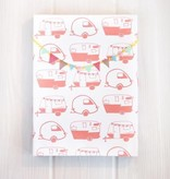 Belle and Union Campers Gift Wrap