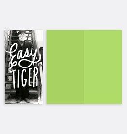Easy Tiger Easy, Tiger Card