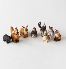 One Hundred 80 Degrees Woodland Animal Ornament