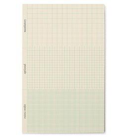 Snow & Graham Mandatory Grid Pad