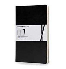 Moleskine Volant Notebook LG RLD Black