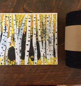 Abigail Brown Birch Trees 3