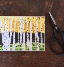 Abigail Brown Birch Trees 4