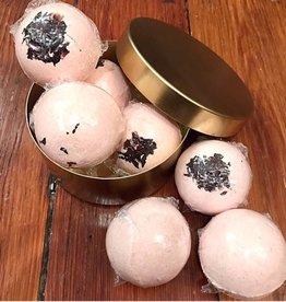 Blissful Bathing Company Rosemary Bath Bombs