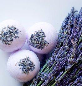 Blissful Bathing Company Lavender Bath Bombs