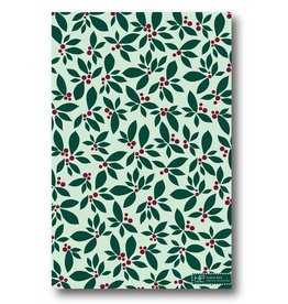 Haute Papier Holly Gift Wrap - 3 Color