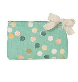 Now Designs Carousel Linen Bag, Sm