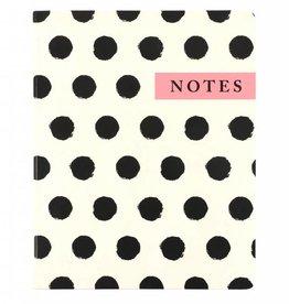 Eccolo Polka Dot Notes Journal