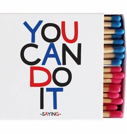Quotable You Can Do It Matches