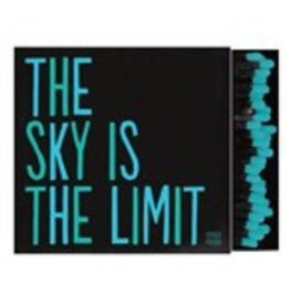 Quotable The Sky is the Limit Matchbox