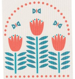 Now Designs Tulipa Swedish Dish Cloth