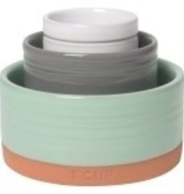 Now Designs Terracotta Nesting Prep Bowls, Set/3