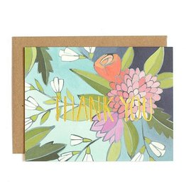 1Canoe2 Floral Foil Thank You Boxed Set/8