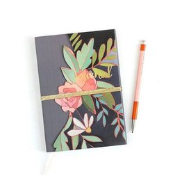 1Canoe2 Hazelwood Floral Journal