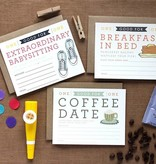 9th Letter Press Coupon Gift Set