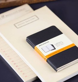 Moleskine Cahier Journal RLD Black