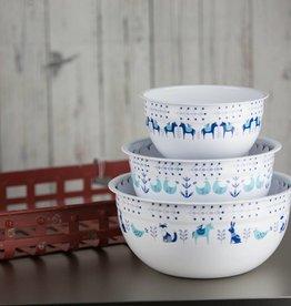 Now Designs Meadowland Bowls, Set/3