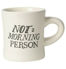 Now Designs Not a Morning Person Mug
