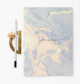 Katie Leamon Marbled Notebook 07