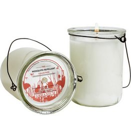 Hill House Natural Hanging Geranium Mosquito Candle