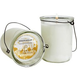 Hill House Natural Hanging Marigold Mosquito Candle