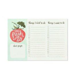 1Canoe2 Tomato Notepad