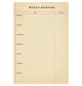 SugarBoo Designs Daily Agenda