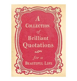 SugarBoo Designs Brilliant Quotes Notepad