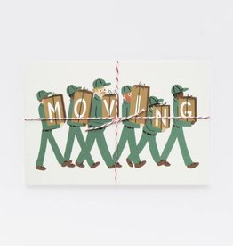 Rifle Paper Rifle - Moving Postcards, Pk/10