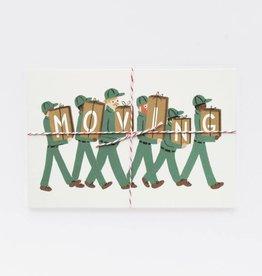 Rifle Paper Rifle - Moving Postcards, Pk/10