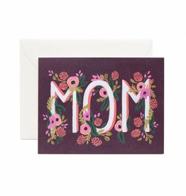 Rifle Paper Rosy Blooms Mom Card