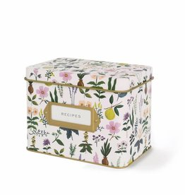 Rifle Paper Rifle - Herb Garden Tin