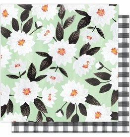 American Crafts Hazel Gingham Paper