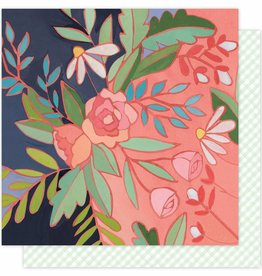 American Crafts Rosewater Paper